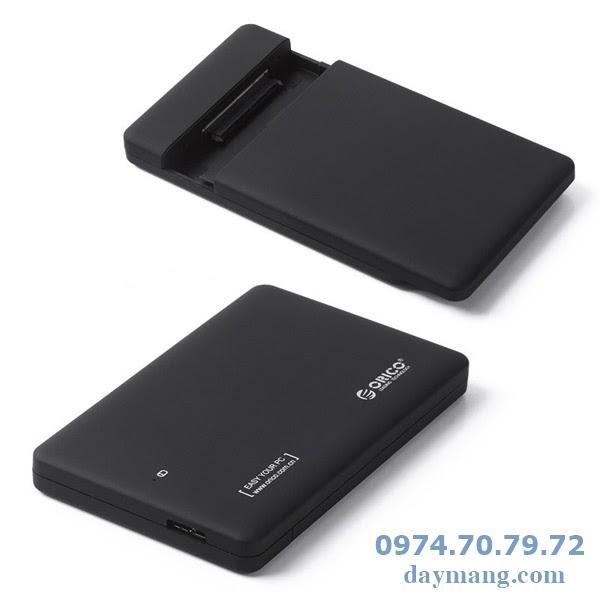 Chuyên bán lẻ hdd box- hộp đựng ổ cứng giá rẻ tại hà nội Hdd-box-orico-2599