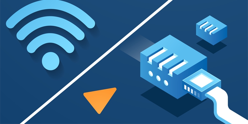 so sánh dây mạng và wifi