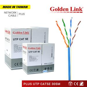 Cáp mạng Golden Link Plus UTP cat5e