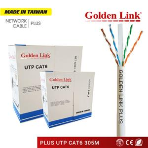 Cáp mạng Golden Link Plus UTP cat6